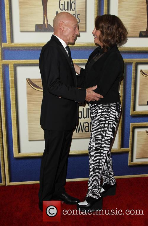 Patrick Stewart and Jill Soloway 3