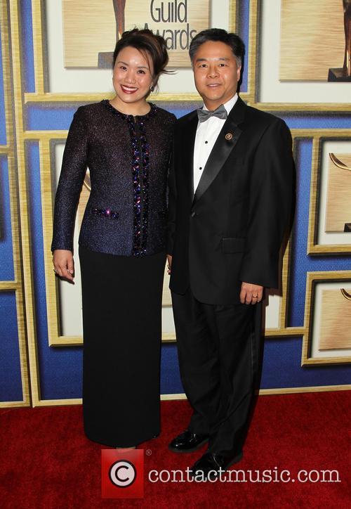 Ted Lieu and Betty Lieu 2