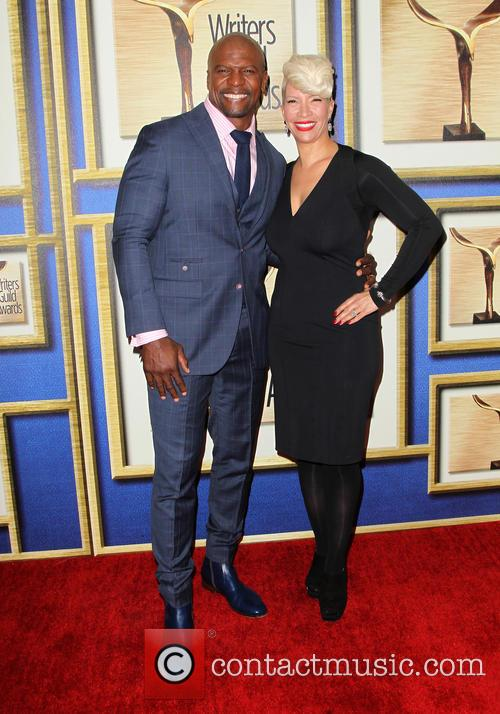 Terry Crews and Rebecca King-crews 3