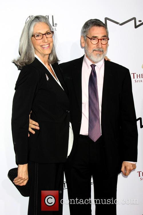 Deborah Nadoolman Landis and John Landis 2