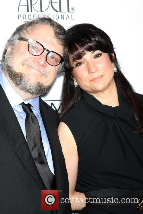 Guillermo Del Toro and Lorenza Newton 3