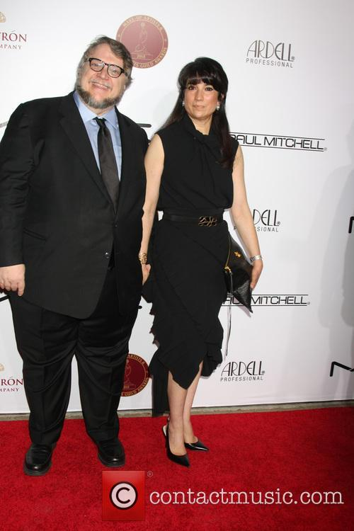 Guillermo Del Toro and Lorenza Newton 4
