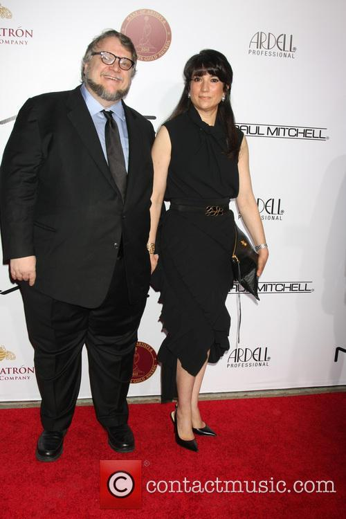 Guillermo Del Toro and Lorenza Newton 5