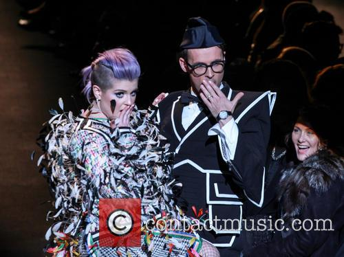 Kelly Osbourne and Brad Goreski 3