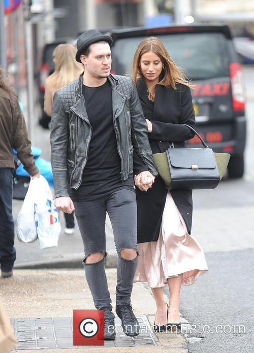 Charlie Sims and Ferne Mccann 2
