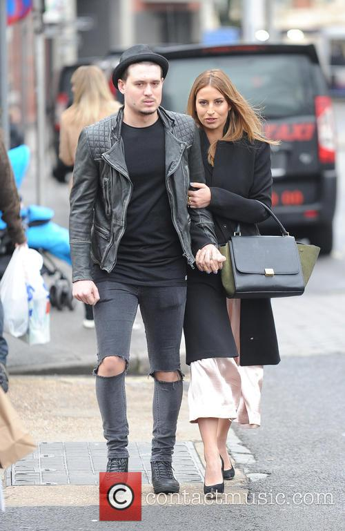 Charlie Sims and Ferne Mccann 3