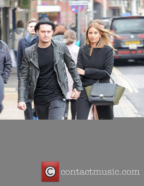 Charlie Sims and Ferne Mccann 6