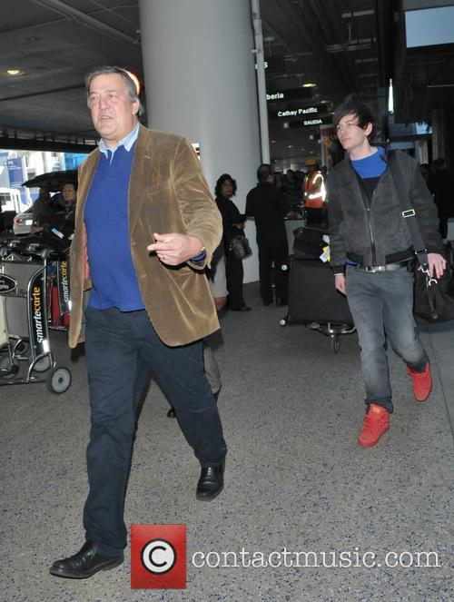 Stephen Fry and Elliot Spencer 7