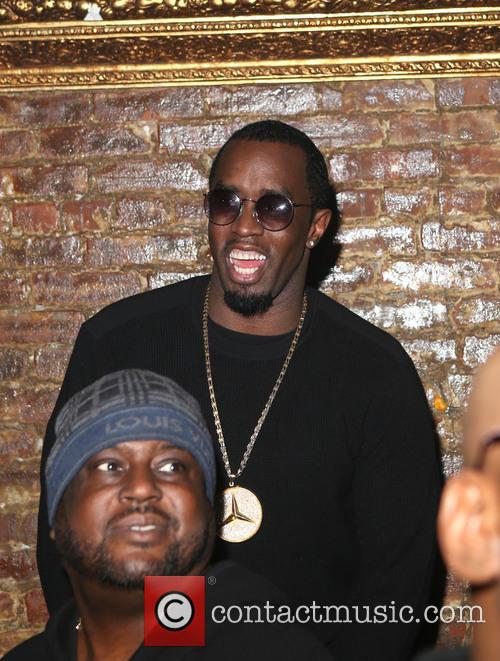 Puff Daddy and P Diddy 1