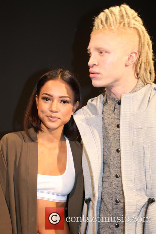 Karrueche Tran and Shaun Ross 10