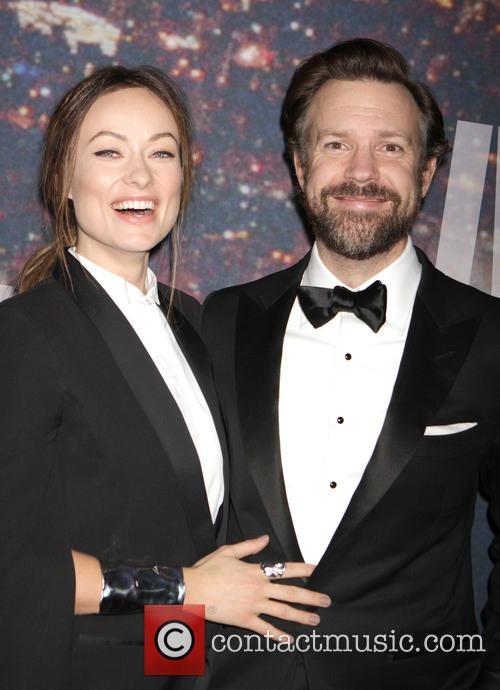 Jason Sudekis and Olivia Wilde 1