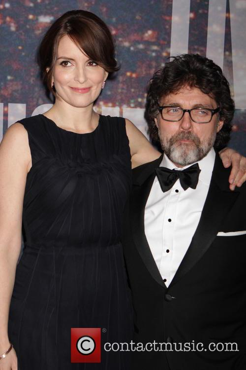 Tina Fey and Jeff Richmond 1