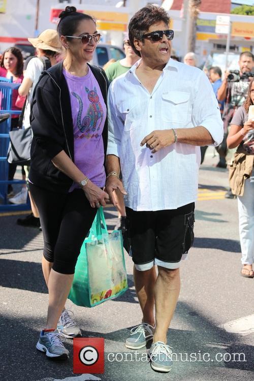 Erik Estrada and Nanette Mirkovich 4
