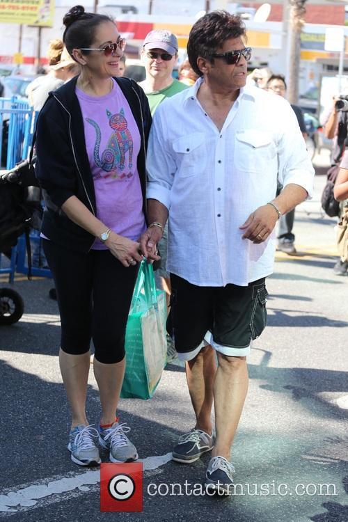 Erik Estrada and Nanette Mirkovich 5