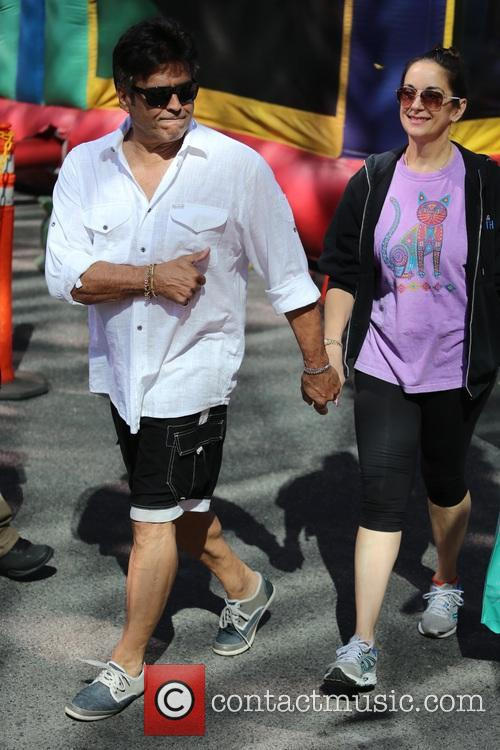 Erik Estrada and Nanette Mirkovich 6