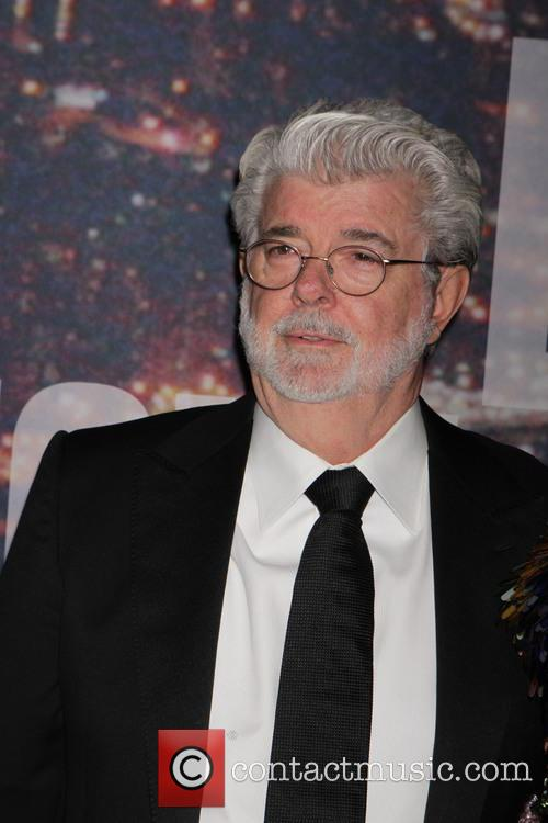 George Lucas Says Watching 'The Force Awakens' Will Be Like Being A Divorced Father At His Grown Child's Wedding