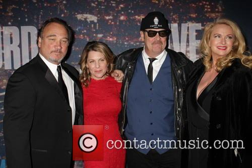Jim Belushi, Dan Akroyd and Spouses 2