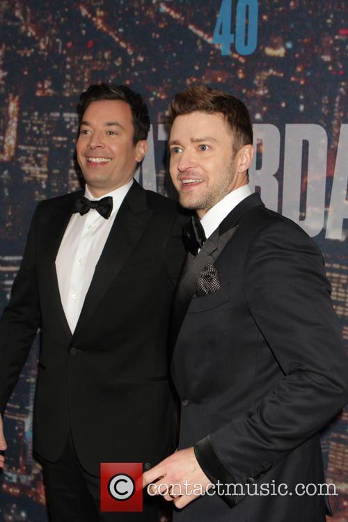 Jimmy Fallon and Justin Timberlake 1
