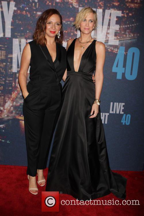 Maya Rudolph and Kristin Wig 2