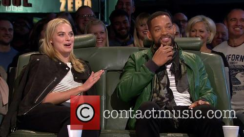 Margot Robbie and Will Smith 3