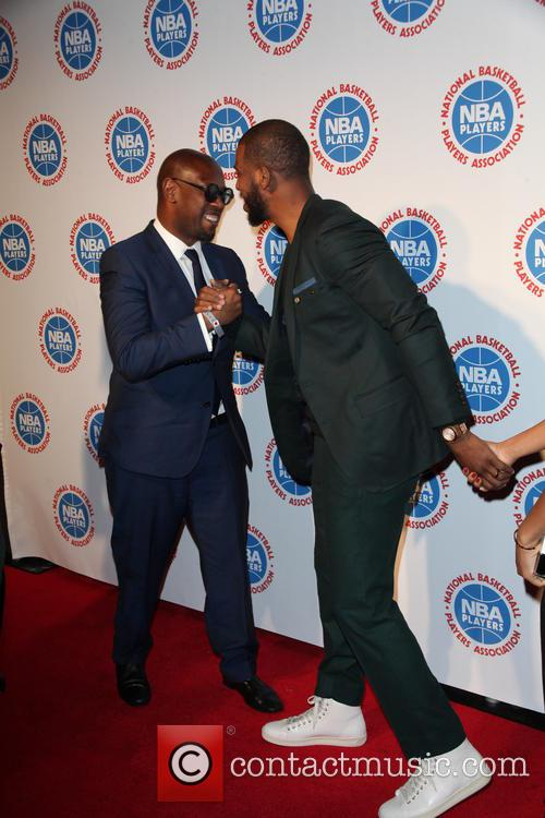 Andre Harrell and Chris Paul