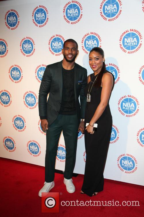Chris Paul and Jada Paul 2