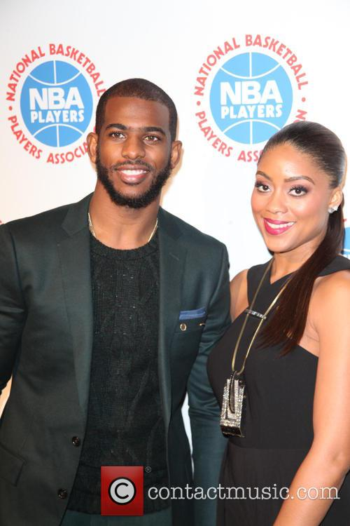 Chris Paul and Jada Paul 3