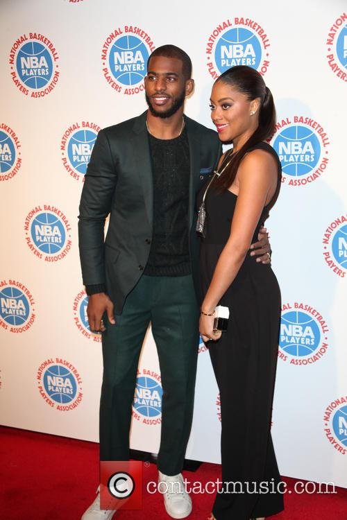 Chris Paul and Jada Paul 4