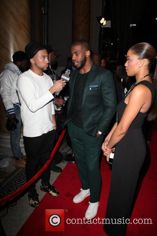 Chris Paul and Jada Paul 1