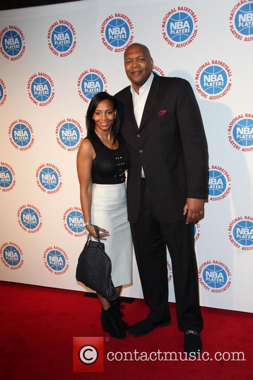 Gina Coleman and Derrick Coleman 2