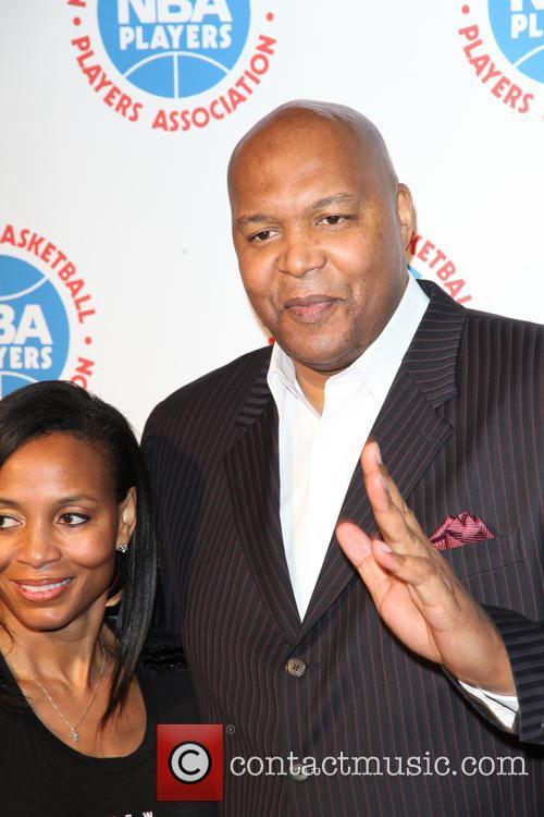 Gina Coleman and Derrick Coleman 1