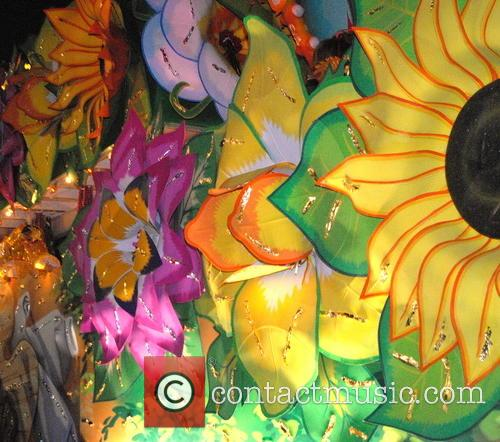 Krewe Of Orpheous 2015 Floats and Paraders 7