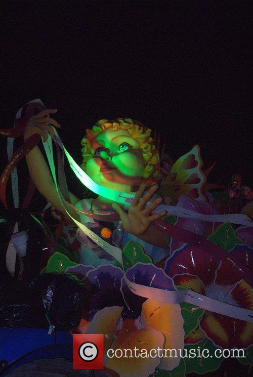 Krewe Of Orpheous 2015 Floats and Paraders 9