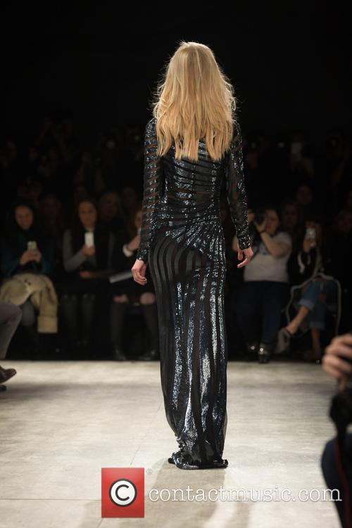 Mercedes-benz New York Fashion, Week, Pamela Roland and Runway 2