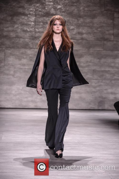 Mercedes-benz New York Fashion, Week, Pamela Roland and Runway 3