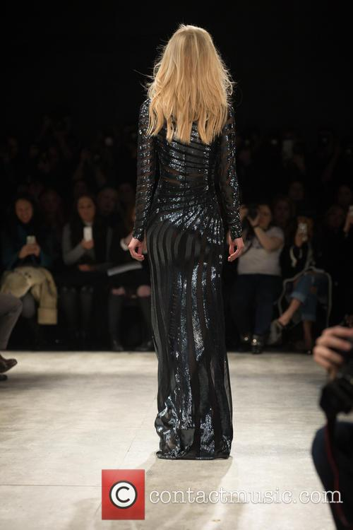 Mercedes-benz New York Fashion, Week, Pamela Roland and Runway 4