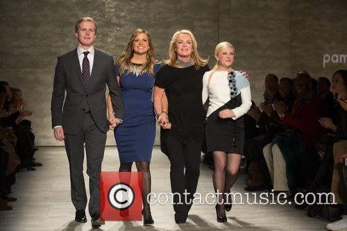 Mercedes-benz New York Fashion, Week, Pamela Roland and Runway 6