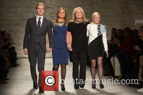 Mercedes-benz New York Fashion, Week, Pamela Roland and Runway 8