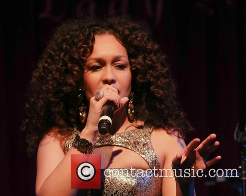 Rebecca Ferguson performs her new album 'Lady Sings...