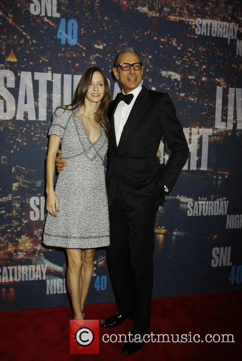 Jeff Goldblum Girlfriend 3