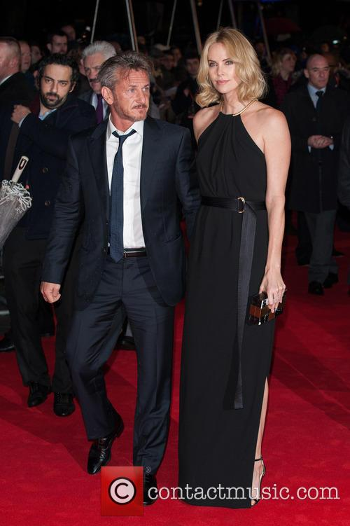 Sean Penn and Charlize Theron 3