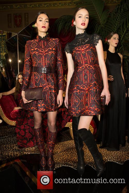 Mercedes-benz New York Fashion, Week, Alice and Olivia 3