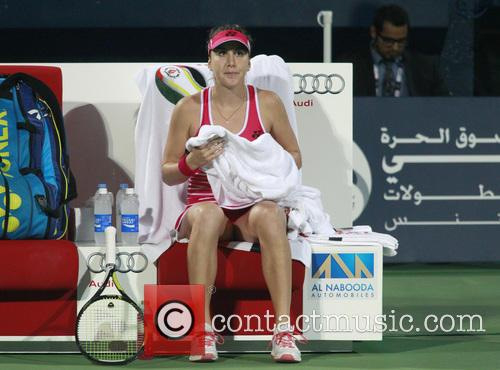 Tennis and Belinda Bencic 2