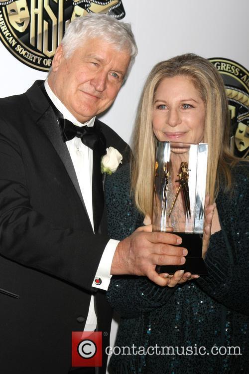 Andrzej Bartkowiak and Barbra Streisand 3
