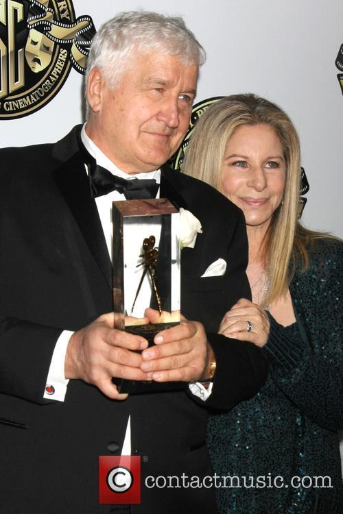 Andrzej Bartkowiak and Barbra Streisand 1