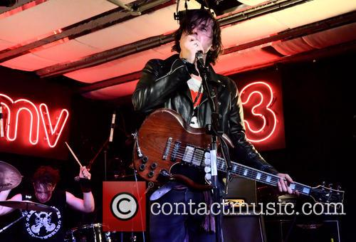 Carl Barat and the Jackals at HMV