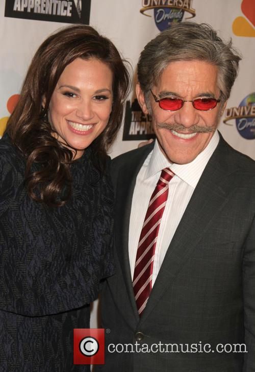 Geraldo Rivera and Erica Levy 1