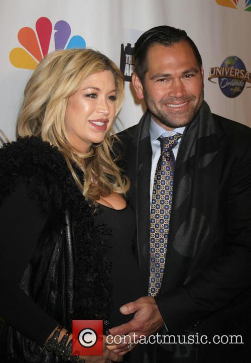 Johnny Damon and Michele Damon