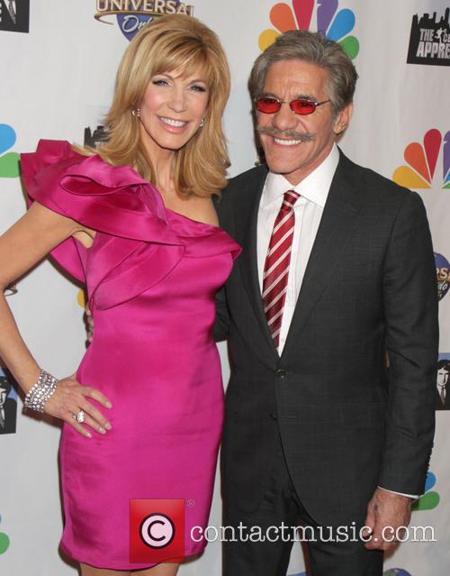 Leeza Gibbons and Geraldo Rivera 4