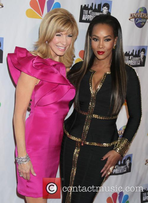 Leeza Gibbons and Vivica A. Fox 3